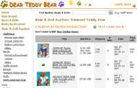 MyDearTeddyBear Seller and Store