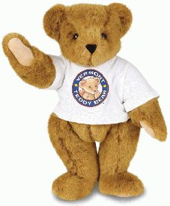 "15"" Teddy T-Shirt Bear"